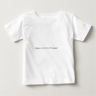 Camiseta Para Bebê Espanhol-Vila