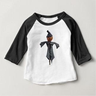 Camiseta Para Bebê Espantalho de Jack O