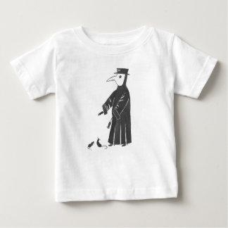 Camiseta Para Bebê Espírito do praga