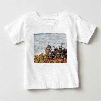 Camiseta Para Bebê Esquilo pequeno