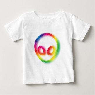 Camiseta Para Bebê Esta alienígena não é cinzenta - seu quadril!