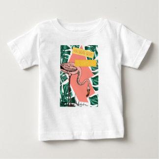 Camiseta Para Bebê Estada diferente