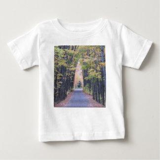 Camiseta Para Bebê Estrada da catedral