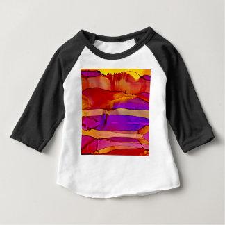 Camiseta Para Bebê estratos do sudoeste