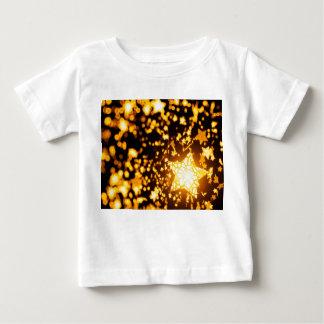 Camiseta Para Bebê Estrelas do vôo
