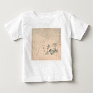 Camiseta Para Bebê Estudo 2 da flor - YUN Bing (chinês)