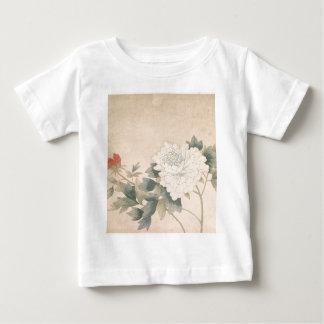 Camiseta Para Bebê Estudo da flor - YUN Bing (chinês)