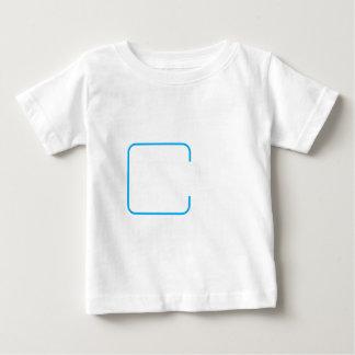 Camiseta Para Bebê Etapa fora de sua zona de conforto