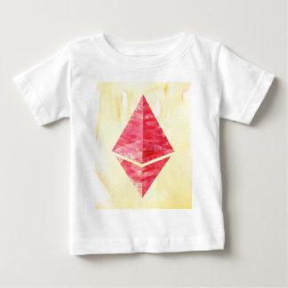 Camiseta Para Bebê Ethereum