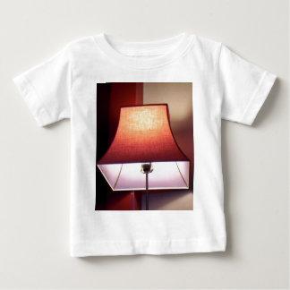 Camiseta Para Bebê Eu amo a lâmpada!
