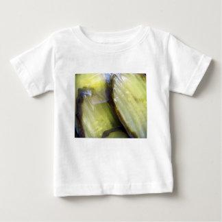 Camiseta Para Bebê Eu amo salmouras