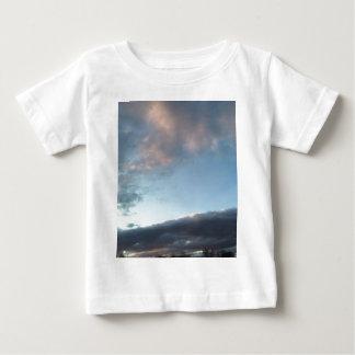 Camiseta Para Bebê Eu escolho a paz