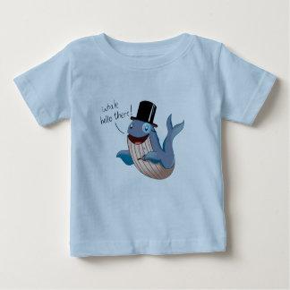 Camiseta Para Bebê Eu espero seu dia que vai sem dificuldades
