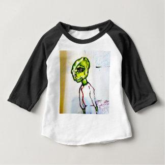 Camiseta Para Bebê Eu quero ser amado