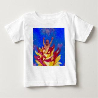Camiseta Para Bebê Eu sai por um momento para dizer-lhe o amor de I