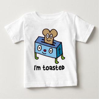 Camiseta Para Bebê Eu sou brindado