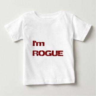 Camiseta Para Bebê Eu sou DESONESTO