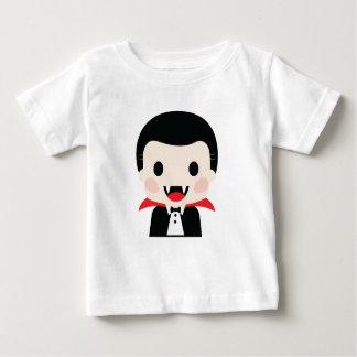 Camiseta Para Bebê Eu sou dracula