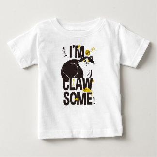 Camiseta Para Bebê Eu sou gato