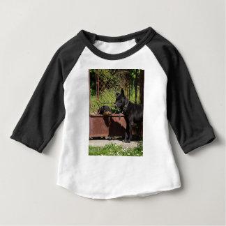 Camiseta Para Bebê Eu sou o chefe