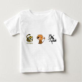 Camiseta Para Bebê Eu sou um menino