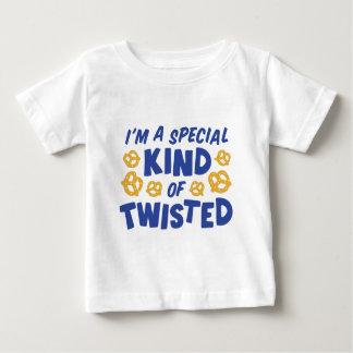 Camiseta Para Bebê Eu sou um tipo especial do torcido