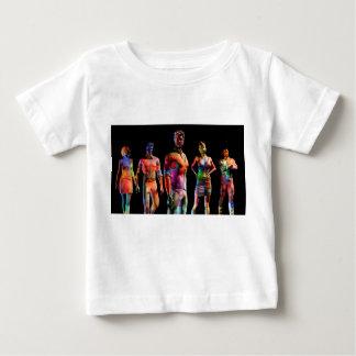 Camiseta Para Bebê Executivos da realização do sucesso como um