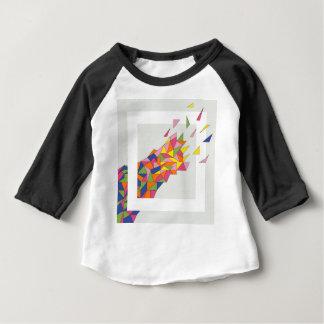 Camiseta Para Bebê Explosão