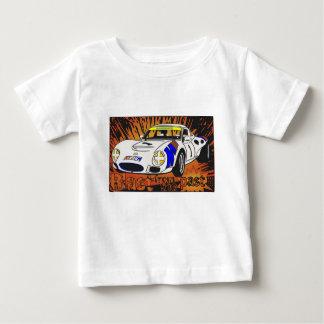Camiseta Para Bebê explosão do passado: bacalhau: G12