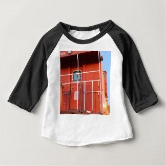 Camiseta Para Bebê Extremidade da linha