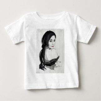 Camiseta Para Bebê Fã Bing Bing