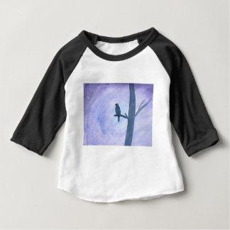 Camiseta Para Bebê Falcão do sono