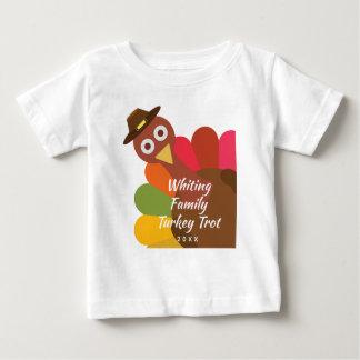 Camiseta Para Bebê Família de harmonização engraçada do trote de