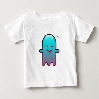 Camiseta Para Bebê Fantasma bonito