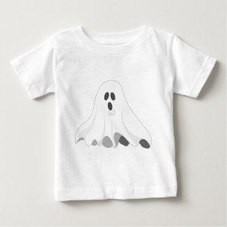 Camiseta Para Bebê Fantasma do Dia das Bruxas - VAIA!