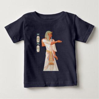 Camiseta Para Bebê Faraó Mienptah-Hotéphimat ~1878 do ~ de Egipto