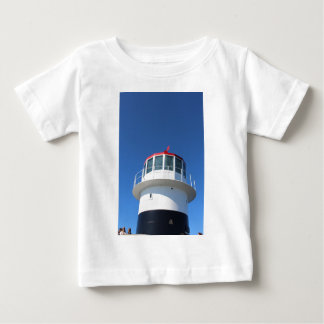 Camiseta Para Bebê Farol África do Sul do ponto do cabo