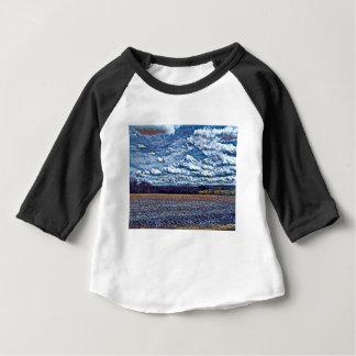 Camiseta Para Bebê Fazenda dos archie