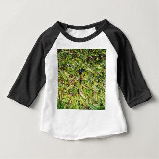 Camiseta Para Bebê Feijões verdes…