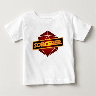 Camiseta Para Bebê Feiticeiro da estrela D20