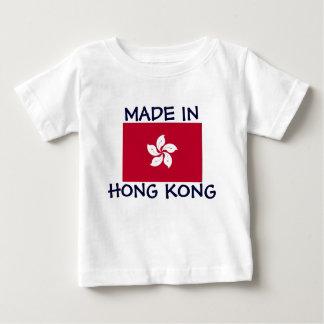 Camiseta Para Bebê Feito em Hong Kong