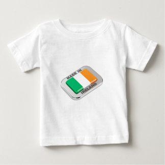 Camiseta Para Bebê Feito em Ireland