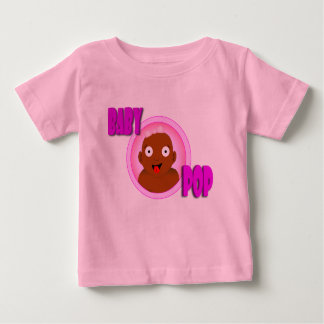 Camiseta Para Bebê feliz, bonito, engraçado, menina