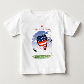 Camiseta Para Bebê fernandes tony altos e orgulhosos de New