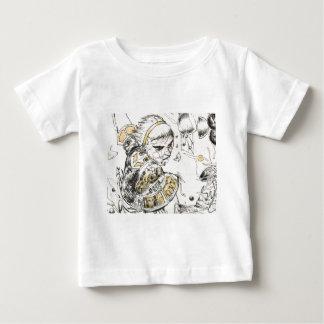 Camiseta Para Bebê Figura brinquedo