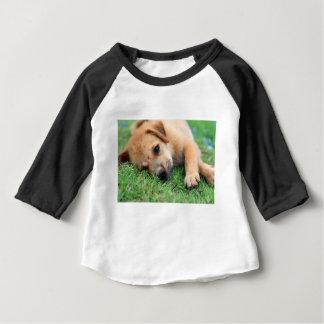 Camiseta Para Bebê filhote de cachorro