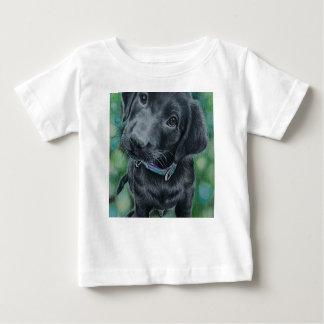 Camiseta Para Bebê Filhote de cachorro bonito