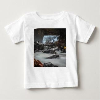 Camiseta Para Bebê Fim da queda
