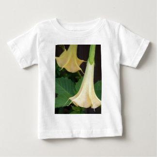 Camiseta Para Bebê fim do amarelo da trombeta dos anjos 206a acima