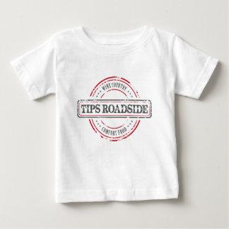 Camiseta Para Bebê Final do Roadhouse das pontas
